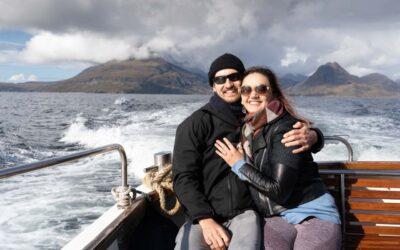 Proposal at Loch Coruisk